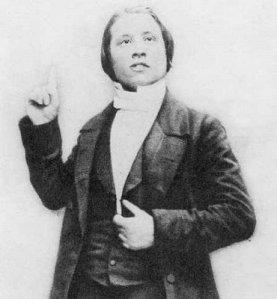 Youthful Charles Spurgeon