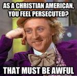 christian-american Persecution