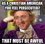 christian-american Persecution